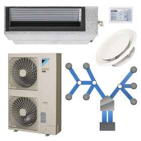 Ducted Aircon Installation Packages
